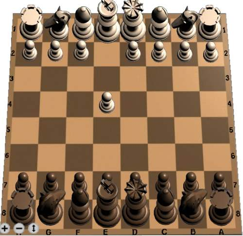 chess vs computer easy