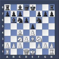 italian game chess opening