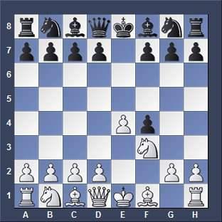 kings knight gambit