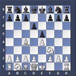 Philidor Defence Bc4 Variation