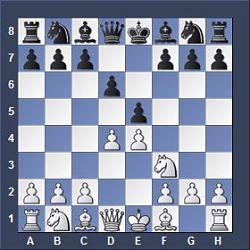Philidor Defence d4 Variation