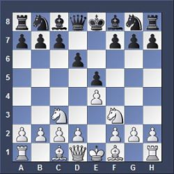 Philidor Defence Nc3 Variation