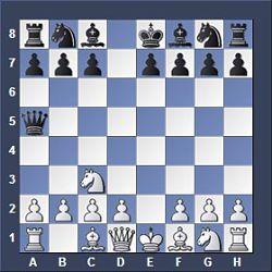 chess scandinavian defense