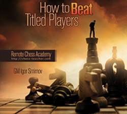 chess teaching courses