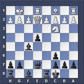 jaenisch gambit