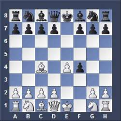 bishops gambit