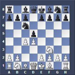 chigorin defence