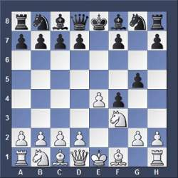 kings gambit classical variation