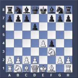kings gambit fischer defense
