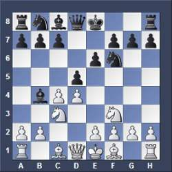 queens gambit declined ragozin variation